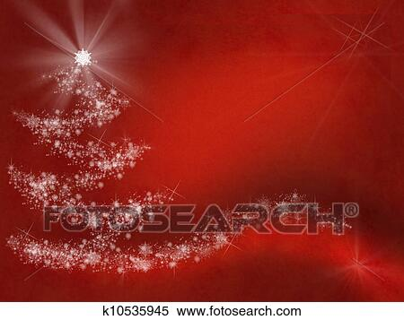 Stock Illustration Of Abstract Border Frame Christmas Background