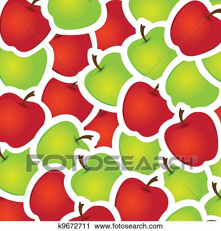 Bucket Of Apples Clipart, HD Png Download - kindpng