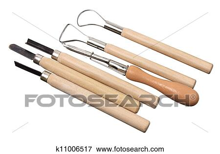 Picture Of Art And Craft Tools K11006517 Search Stock Photography