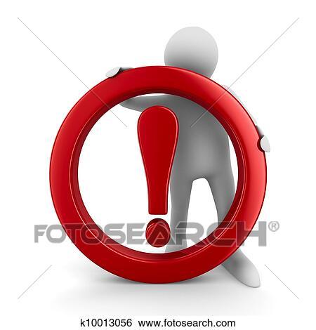 Dessin Panneau Attention banque d'illustrations - attention., panneau de signalisation, blanc