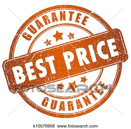 stock illustration of best price guarantee k10570956 search clip