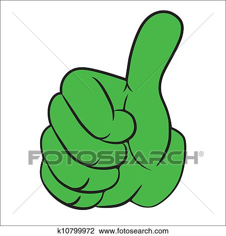 cartoon art vector hand gesture clipart k10799972 fotosearch https www fotosearch com csp990 k10799972
