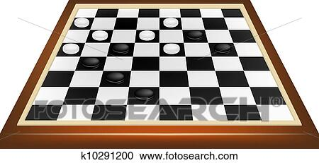Checkers Game Clipart K10291200 Fotosearch,Caffeine Withdrawal Symptoms Reddit