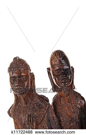 Stor afrikansk ebenholts