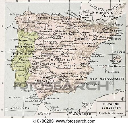 Espagne dessin k10780283 fotosearch - Dessin espagne ...