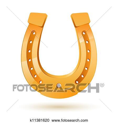 clipart ferradura k11381620 busca de ilustrações clip art