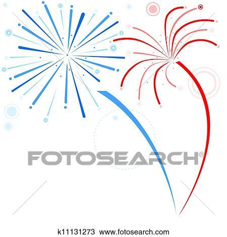 fireworks clipart | Clip Art Fireworks White Background Vector firework  design on white ... | Fireworks design, Fireworks clipart, Fireworks