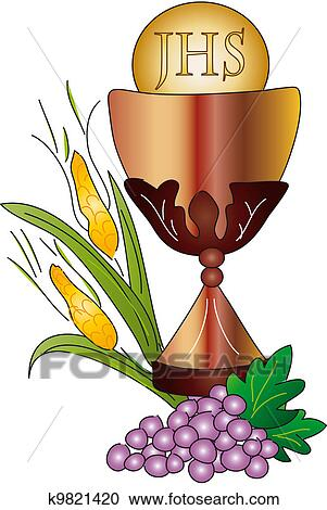 stock illustrations of first communion k9821420 search clipart rh fotosearch com first communion clip art free first communion clip art free