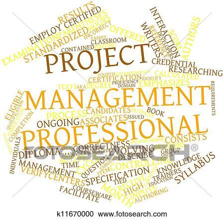 Banque d\'illustrations - gestion projet, professionnel k11670000 ...