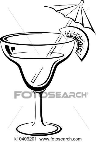 clipart glas mit getr nk schwarz piktogramm k10406201 suche clip art illustration. Black Bedroom Furniture Sets. Home Design Ideas