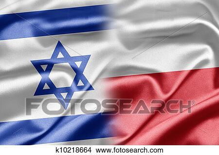 Desenho - israel, e, polônia. Fotosearch - Busca de Ilustrações Clip Arte, Posters de Parede, e Vetores Gráficos EPS