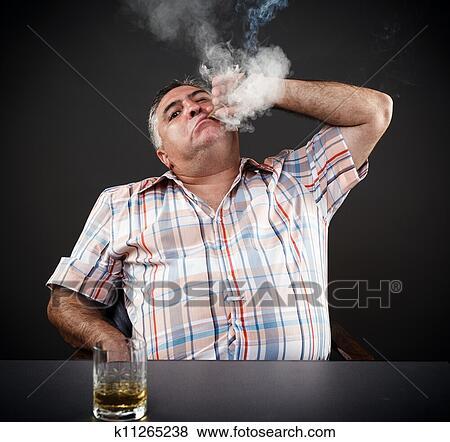 Mature smoke