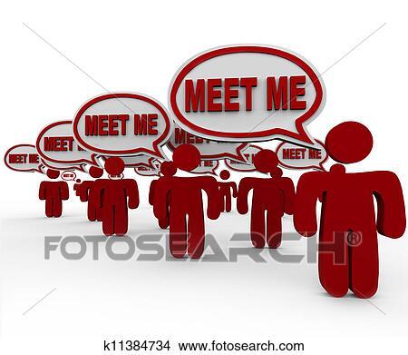 Meet me search friends