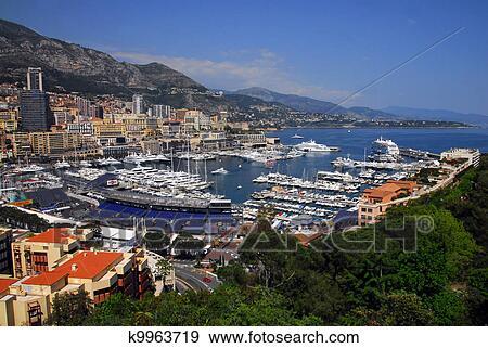 Berg Bei Monte Carlo