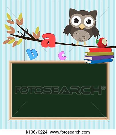 School Supplies Clip Art (Back to School Birds Clip Art) | TpT