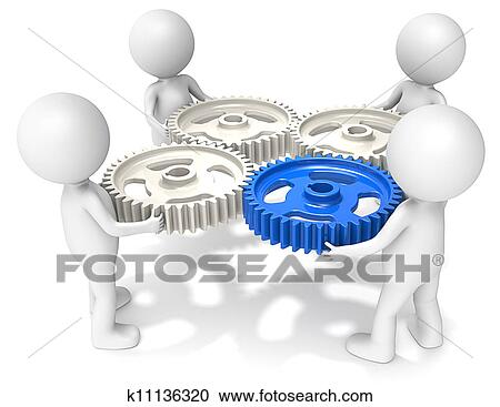 stock illustrations of project management k11136320 search rh fotosearch com Time Management Clip Art project management clipart