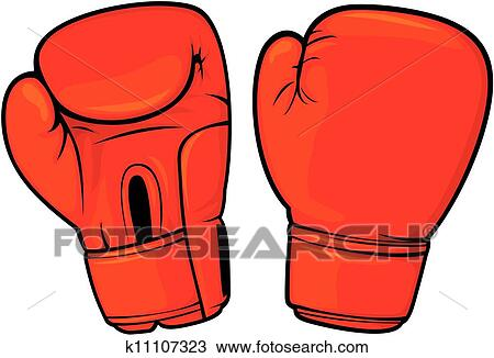 clipart of red boxing gloves k11107323 search clip art rh fotosearch com boxing gloves clip art art boxing gloves clip art pink
