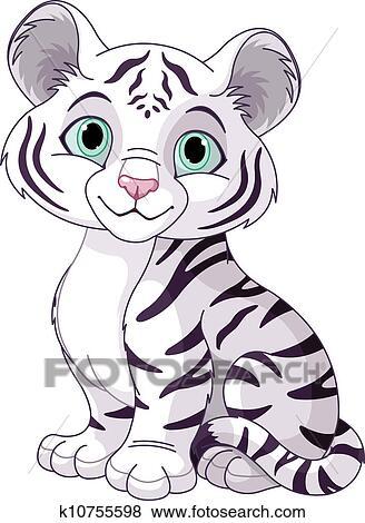 Disegni Da Colorare Tigre Bianca Coloradisegni
