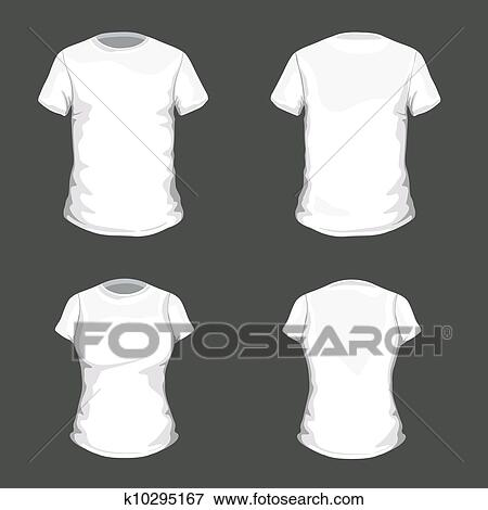 Clip Art of Vector T-shirt Design Template k10295167 - Search ...
