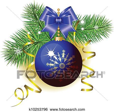 Clip Art Weihnachtsdeko K10253796 Suche Clipart Poster