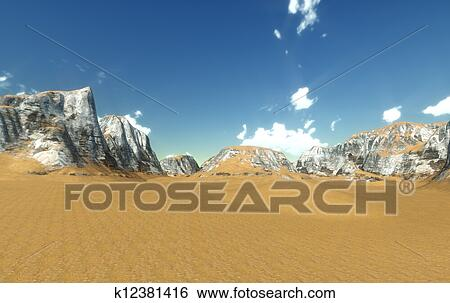3d Background nature Stock Illustration  k12381416  Fotosearch