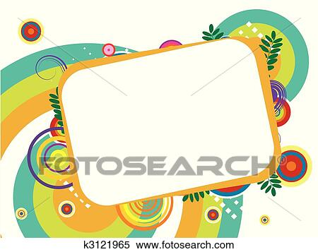 Artistic Clip Art Backgrounds