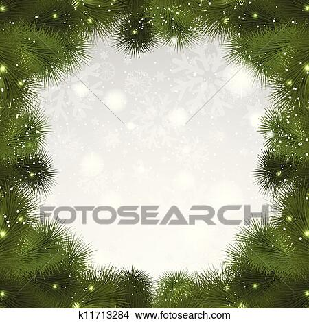 Christmas Background Clipart.Christmas Tree Background Clipart