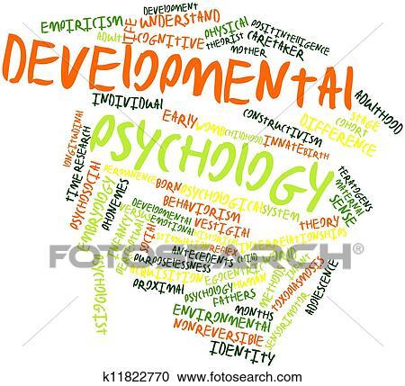 Stock Illustrations Of Developmental Psychology K11822770 Search