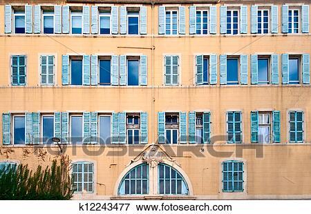 Französische Fenster bild - französische fenster k12243477 - suche stockfotografie, fotos