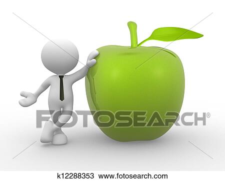Jablko Kresba K12288353
