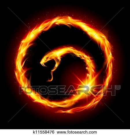 Clip art astratto spirale serpente k11558476 cerca for Serpente nero italiano