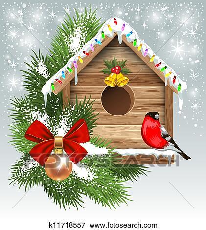 clip art weihnachten glueckwunschkarten k11718557. Black Bedroom Furniture Sets. Home Design Ideas