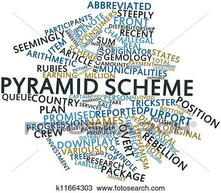 Pyramid Scheme Deutsch