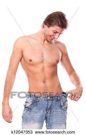 perdere peso uomo