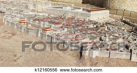 stock images of the palace of the high priest caiaphas and herod