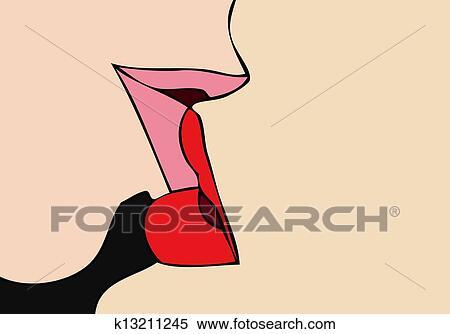 Λεσβιακό φιλί αποπλάνηση