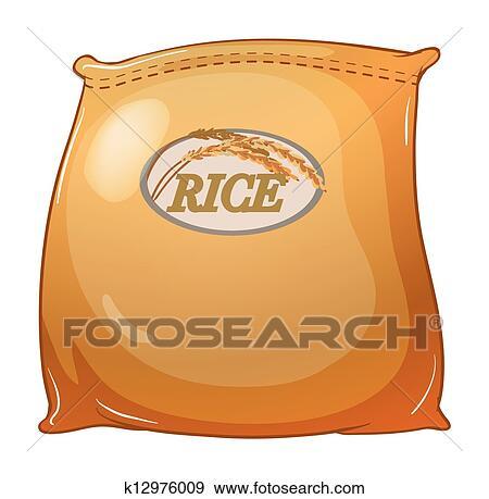 Rice Clip Art
