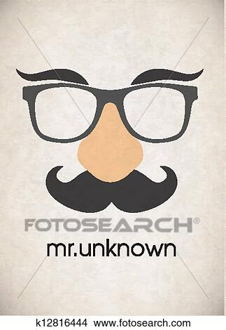 Mustache Disguises Clip Art Personal and by CutesyArtshop on Etsy, $2.99    Mustache, Clip art, Disguise