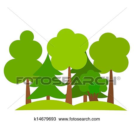 clipart of forest k14679693 search clip art illustration murals rh fotosearch com clip art forest animals clip art forest animals for kids