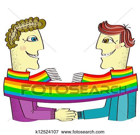 Schwulen Clips