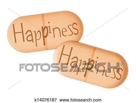 Two happy pills