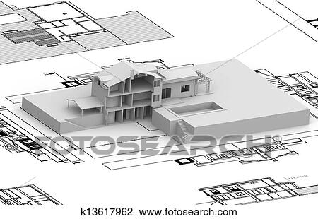 Clip Art of House plan with 3d model on top k13617962 - Search ... House Plan Clipart on building house plans, creative house plans, animated house plans, drawing house plans, nature house plans, logos house plans, digital house plans, school house plans, frame house plans, crafts house plans, internet house plans, art house plans, entertainment house plans, color house plans, shapes house plans, family house plans, fun house plans, design house plans, thanksgiving house plans, love house plans,