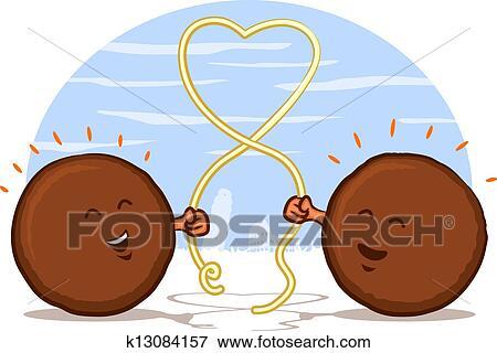 clip art of italian meatball cartoon k13084157 search clipart rh fotosearch com meatball clipart free spaghetti and meatball clipart free