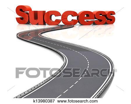 圖片 - 成功的道路 k13980387 - 搜尋攝影作品、照片、印刷圖像、圖片和美工照片 - k13980387.jpg