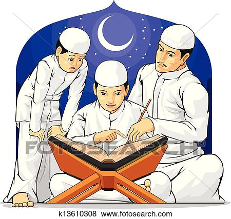 Kids Learn to Read AlQuran with