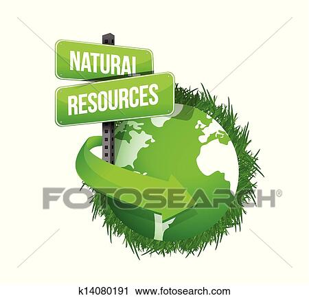 clipart of natural resources concept illustration k14080191 search rh fotosearch com conservation of natural resources clipart conservation of natural resources clipart