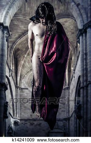 Gothic nude posters