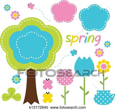 Disegno di natura senza soluzione di continuità con fiori ed erba - Scarica  Immagini Vettoriali Gratis, Grafica Vettoriale, e Disegno Modelli