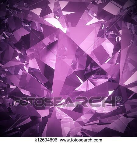 stock illustration of purple diamond background k12694896 search