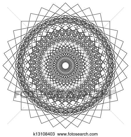 Dessin r sum forme g om trique k13108403 recherchez - Dessin forme geometrique ...